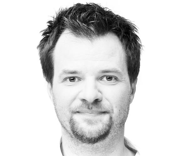 Aktor Teatru Dramatycznego w Białymstoku Bernard Bania