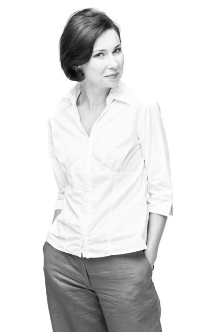 Aktorka Teatru Dramatycznego w Białymstoku Monika Zaborska