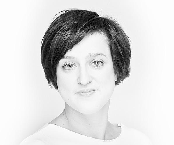Aktorka Teatru Dramatycznego w Białymstoku Katarzyna Siergiej