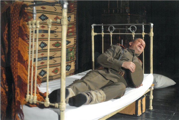Zapiski oficera Armii Czerwonej (2)